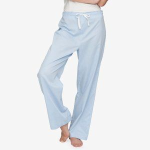 The Sleep Shirt lounge pants 100% cotton, sz M